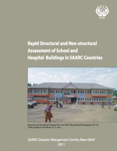 Rapid Structural and Non Structurak Assessment of Schools and Hospitals - Titelbild