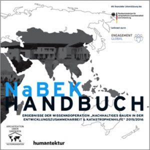 Titelseite NaBEK Publikation mit Rand Quadrat 354